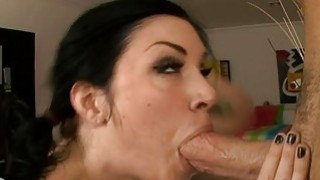 Engulfing mrwinkie gives chick much delight
