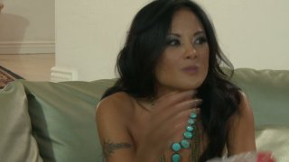 Confident man takes Kaylani Lei out of night pub