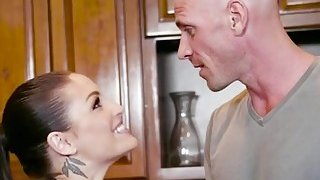The bang ring with Anya Olsen and Kissa Sins