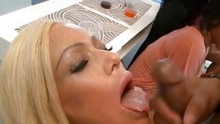 Women are creaming dudes weenie with wet sucking
