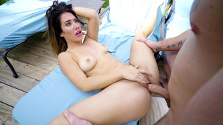 Eva Lovia enjoys her afternoon hardcore pussy slamming